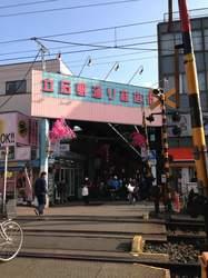 立石駅前商店街2